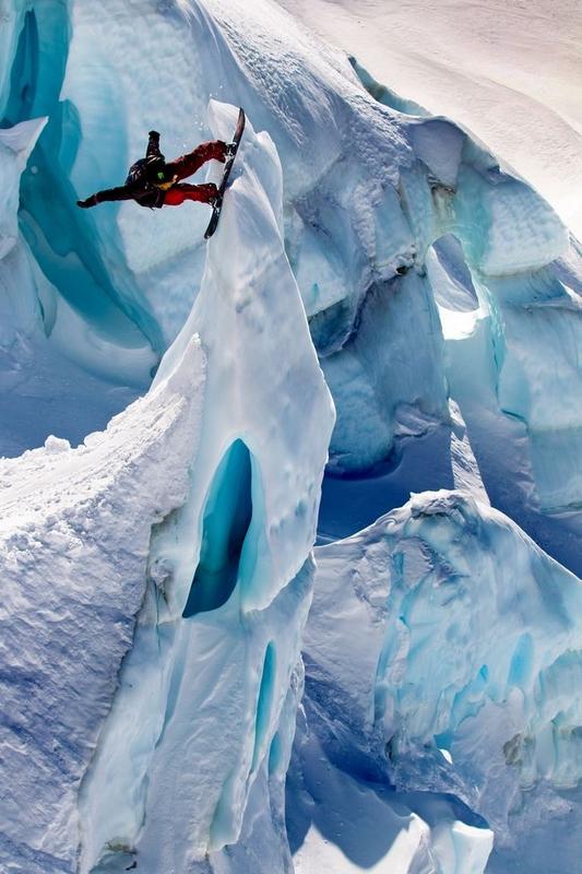 勇于挑战高空极限的人