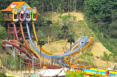 韩国性主题公园_感受无与伦比的乐趣!玩转全球20家顶级水上公园_旅游_环球网