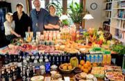 全球家庭一周伙食费及食谱揭秘
