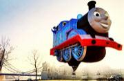 英公司推出造型各异热气球惹人爱