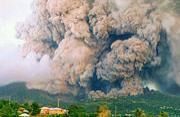 苏弗里埃尔火山:苏醒的巨兽