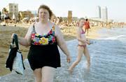 人像摄影:肥胖观察者