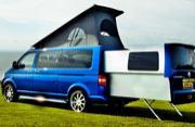 德大众推出新款露营车堪比迷你屋