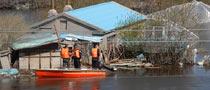 内蒙古红花尔基水库泄洪4千人受灾
