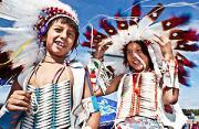 纪实摄影:现代美洲印第安人