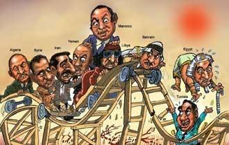 经典!阿拉伯世界最流行的几幅漫画