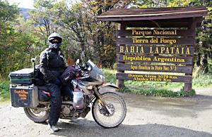 风光摄影:摩托骑行的500天