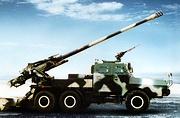 中国各种远程打击火力