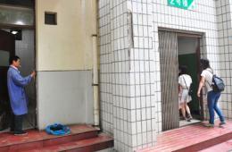 西安一高校女厕半年内频遭偷拍