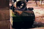 解放军无人核生化车