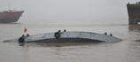 长江3船相撞7人失踪