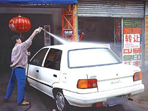 夏季洗车小百科 合适的清洗方式最重要