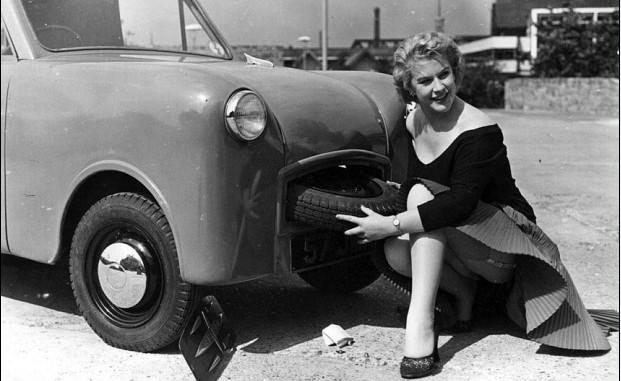 备用轮胎将成为历史 补胎工具包流行