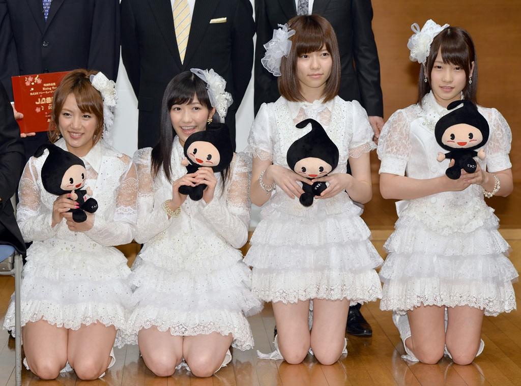 日本公布音乐收益排行榜 abk48歌曲囊括前三