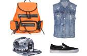 8款今夏最热滑板风时尚单品推荐