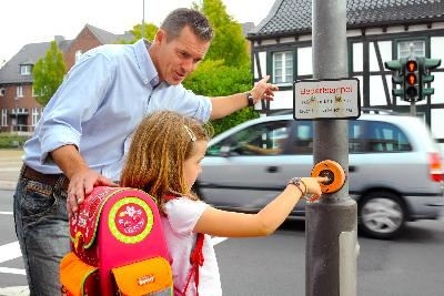 德国:父母必须给孩子做榜样