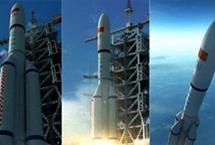 长征五号及长征七号火箭有望三年内首飞