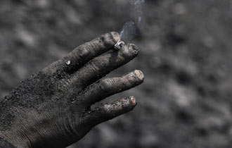 黑色人生:关于中国煤炭的经典画面