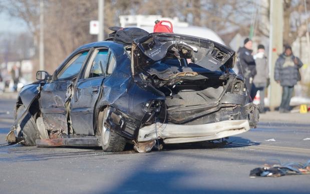 外媒:三分之一致命车祸元凶为超速
