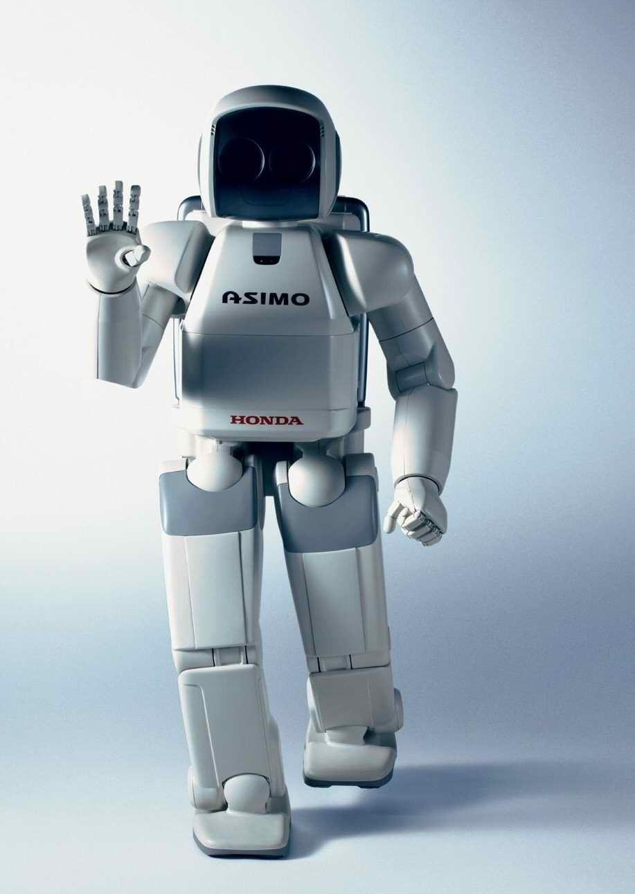 科技小制作步行机器人