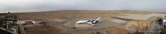 ARJ21试飞惊心瞬间:发动机喘振砰砰巨响(图)