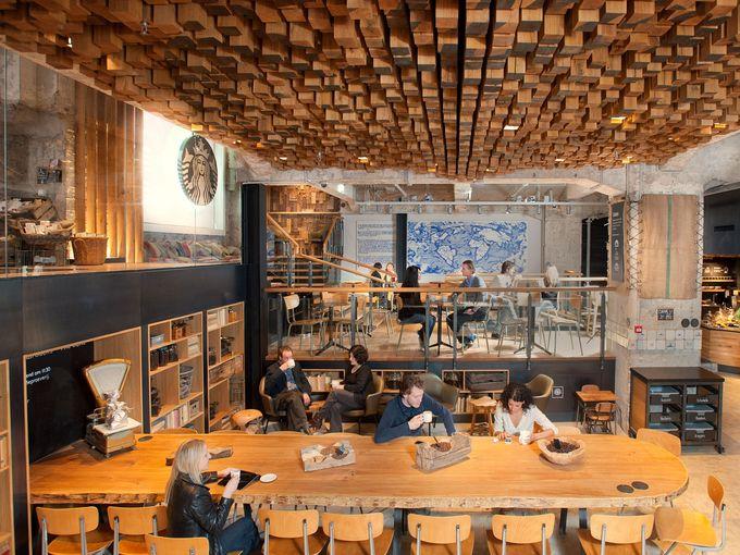 军事资讯_世界各地另类的星巴克咖啡厅_旅游_环球网