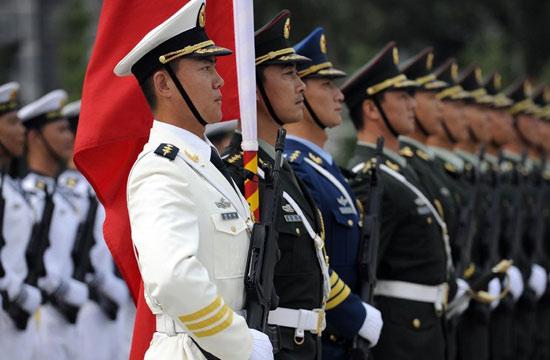 中国解放军可谓打遍天下无敌手