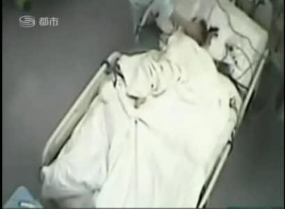 视频 护士/视频:监拍女童ICU内遭护士扇耳光一天后死亡