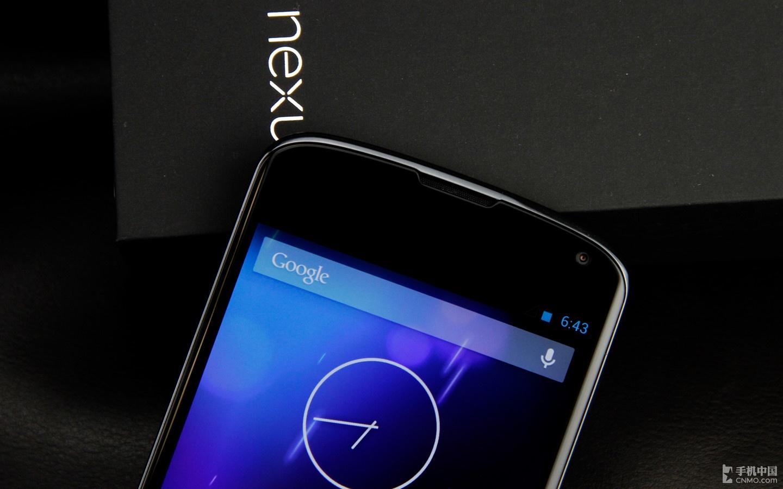 谷歌/谷歌四太子换新装白色版Nexus 4图赏(15/37)