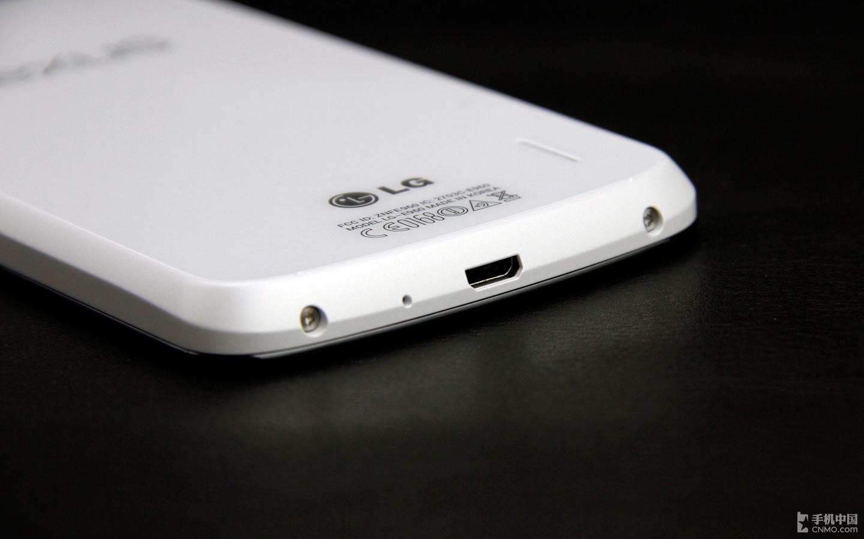 谷歌/谷歌四太子换新装白色版Nexus 4图赏(20/37)
