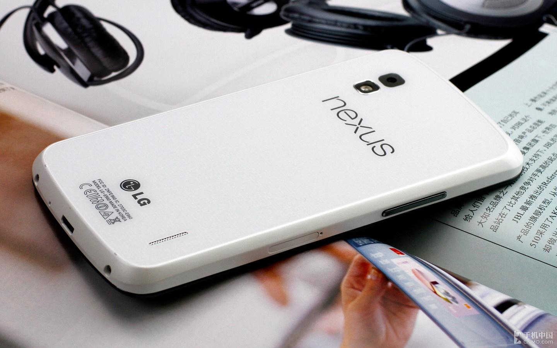 谷歌/谷歌四太子换新装白色版Nexus 4图赏(36/37)