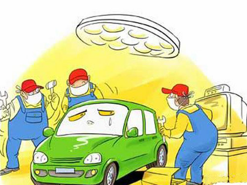 汽车维护保养私房菜 如何提升用车技能