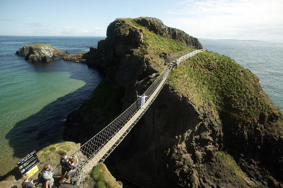 纵观世界!北爱尔兰 得天独厚的自然之美(组图...