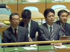 蒋述日本:日本外相对华强硬 原是外交盲