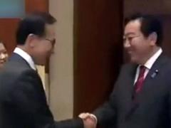 蒋述日本:野田高调访韩  意在对抗中国