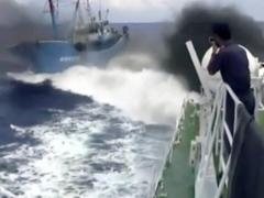 蒋述日本:钓鱼岛之争呈升级态势