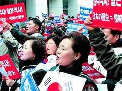 安倍新外交:对韩外交首战失利