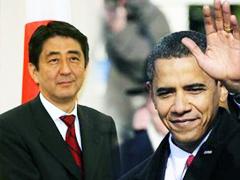 安倍新外交:对美外交亮起红灯
