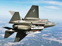 蒋述日本:日狂购美国F-35战机一箭三雕