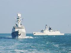 蒋述日本:海军雷达瞄准日舰释三大讯息