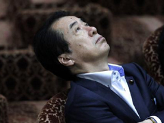蒋述日本:菅直人面临倒阁阴谋 叫停核电求存