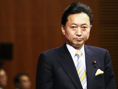 蒋述日本:解读日本前首相鸠山由纪夫