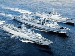 蒋述日本:日炒作中国军舰活动背后原因