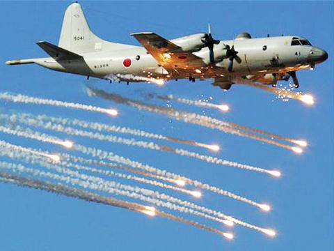 蒋述日本: P-3C反潜巡逻机是中国的克星?