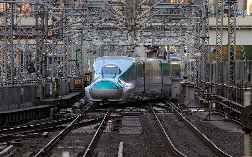 电动汽车资讯网_盘点世界上最快的高速列车_旅游_环球网