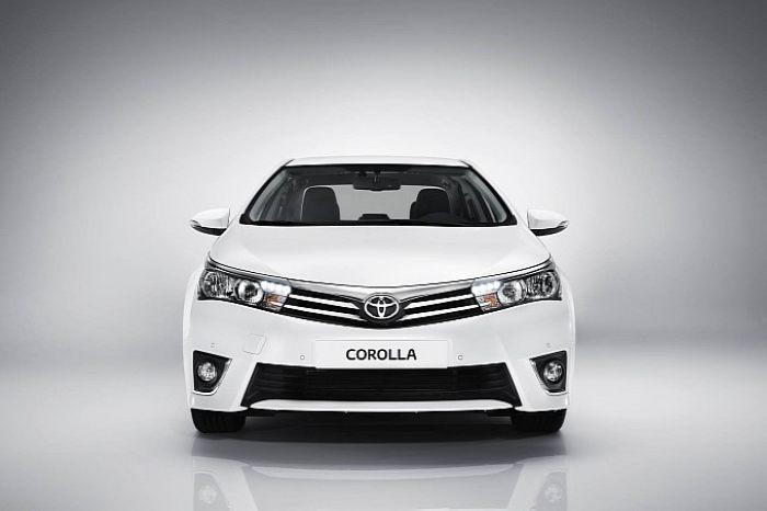 发布 卡罗拉 中国 汽车/欧版2014款卡罗拉官图发布(1/14)