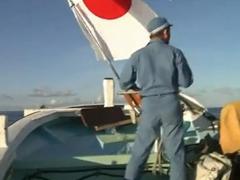 蒋述日本:日在钓岛滋事将加速政权瓦解