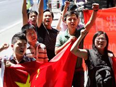 蒋述日本:避免打砸干扰中国民众爱国