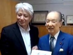 蒋述日本:前首相斥名古屋市长亵渎历史