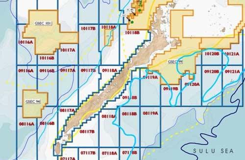 菲律宾油气开采触角已伸向了礼乐滩